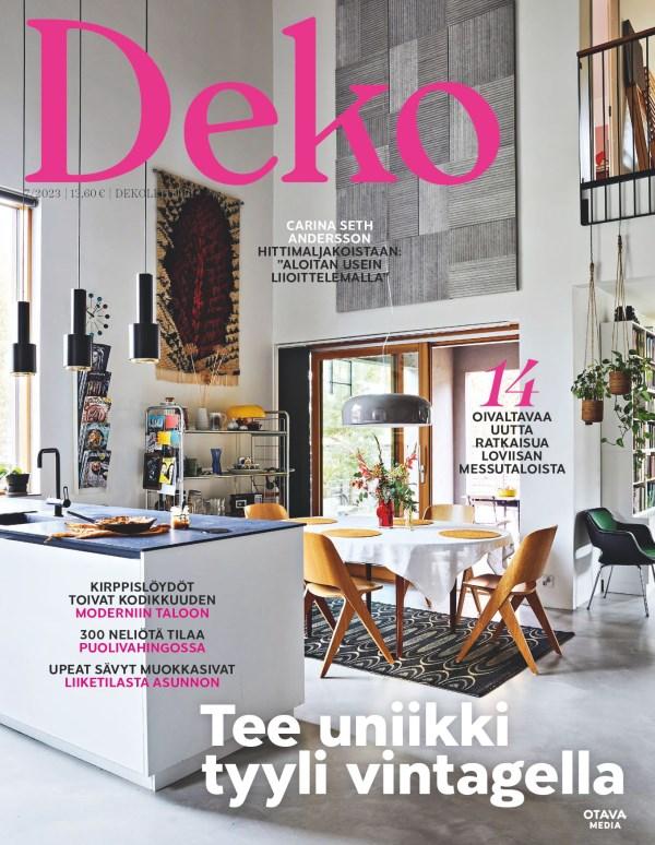 Deko lehti (määräaikainen tilaus)