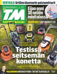 Rakennusmaailma lehti
