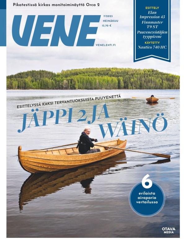 Vene lehti (kestotilaus), nyt hyvä tarjous -44%