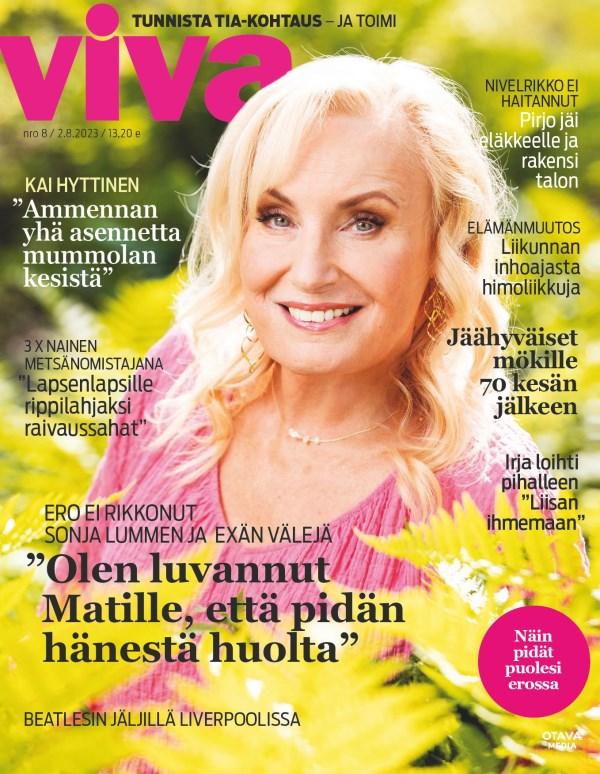 Viva lehti (kestotilaus) Nyt -37%